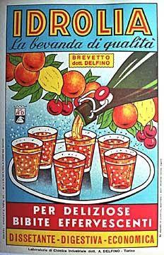Preparato per bevande IDROLIA