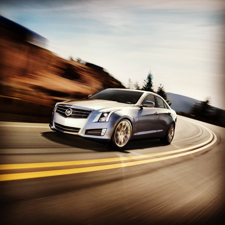 Cadillac Ats 2012: 23 Best Cadillac CTS / ATS / ELR Images On Pinterest