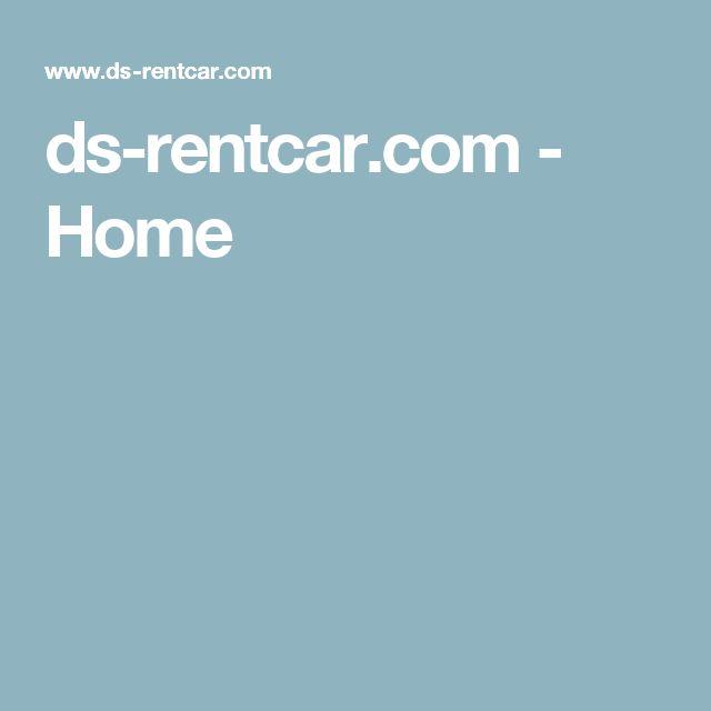 ds-rentcar.com - Home