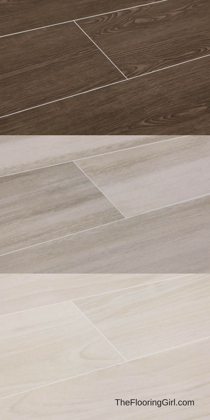 2017 flooring trends - tile that looks like hardwood