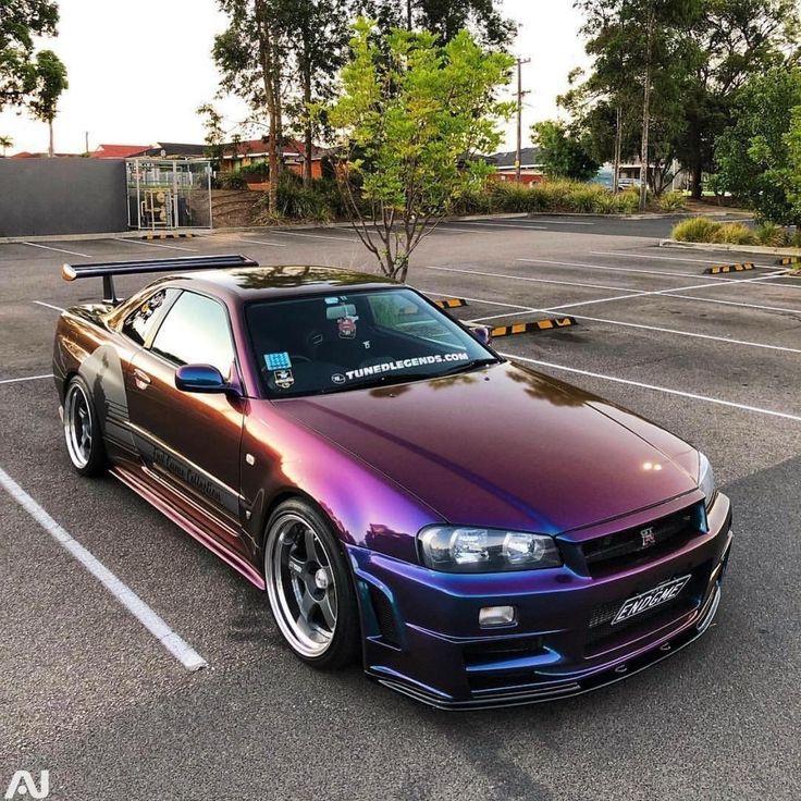Color Auto Nation Nissan R34 Nissan Gtr R34 Nissan Gtr