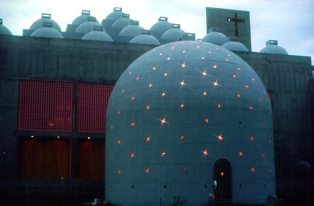 Managua metropolitan Cathedral, Nicaragua 1993-5 / Ricardo Legorreta