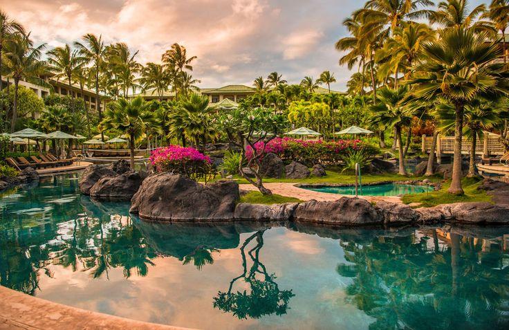 Grand Hyatt Kauai Resort & Spa - swimming pool