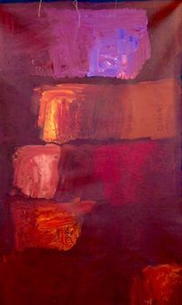 Latest paintings by Aboriginal Artist Kudditji Kngwarreye - The Butler Goode Gallery