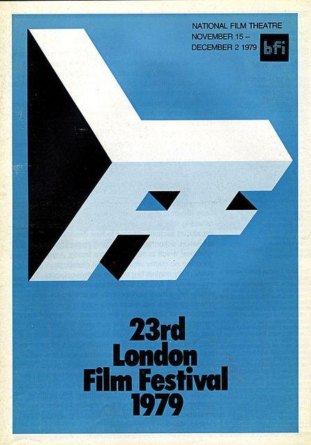23rd London Film Festival Poster (1979)