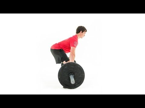 The Deadlift - CrossFit Foundational Movement - YouTube