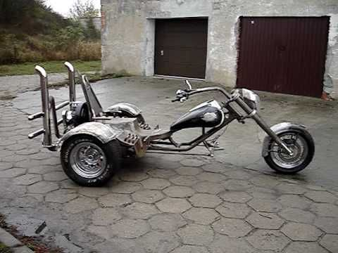 Finished pictures of a Trikelops Trike.wmv - YouTube