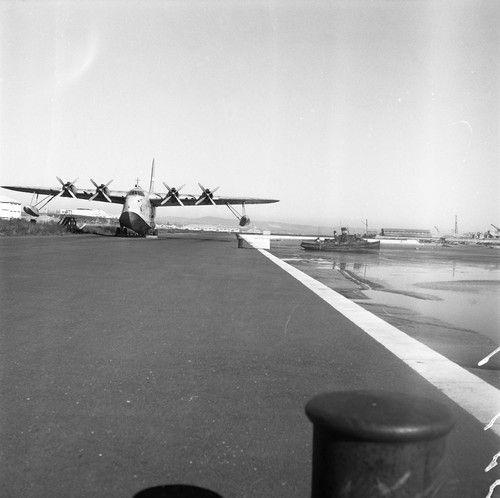 Aeroporto de Cabo Ruivo, 1962