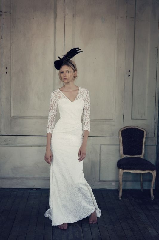 Michelle Roth Wedding Dresses - Fall 2014 Bridal Collection
