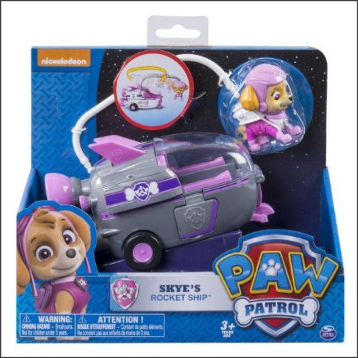 Paw Patrol Skye Rocket Toy - Skye s Space Rocket Toys Brand New Aussie Authentic