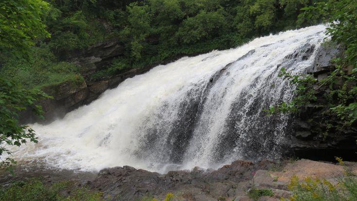 QC - WENDAKE - Parc de la chute Kabir Kouba