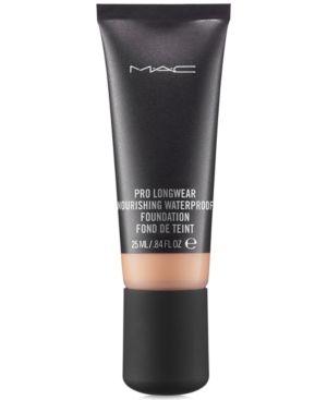 Mac Pro Longwear Nourishing Waterproof Foundation - N