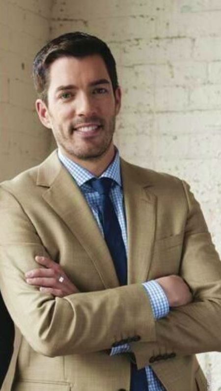 tall dark handsome drew covi scott made the most beautiful list - Drew Scott