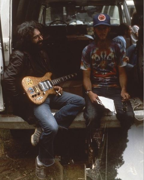 "Jerry, Wolf, and ""Tex"" 