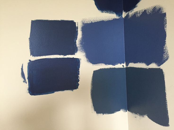 Sherwin Williams Paint L To R Naval Indigo Batik In The