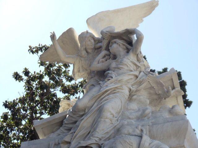 Cementerio Recoleta, Buenos Aires
