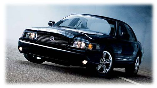 2004 Mercury Marauder 4 Dr STD Sedan