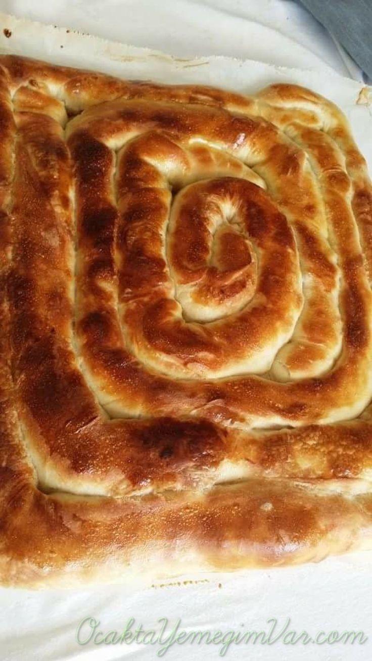 Katmer (Çarsaf Böreği )