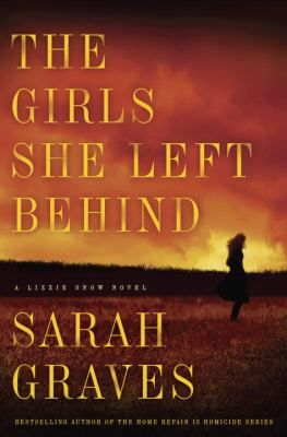 """The Girls She Left Behind by Sarah Graves.""""After ten years as a captive of kidnapper Henry Gemmerle, Joan Crimmins eludes the media and spurns the family who failed to search for her. Instead, she settles in the remote Maine town of Bearkill."""" #suspense"""