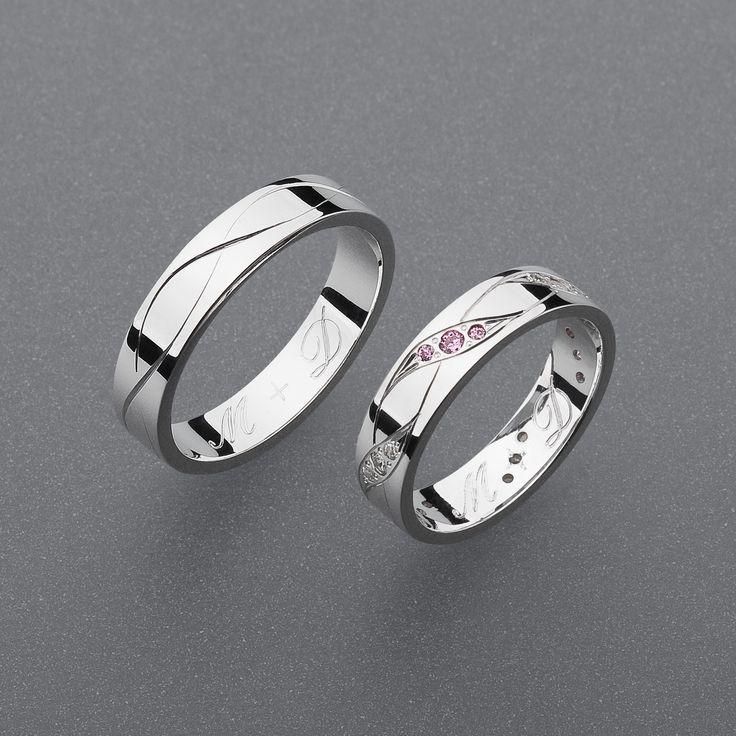 Snubní prsteny RA62