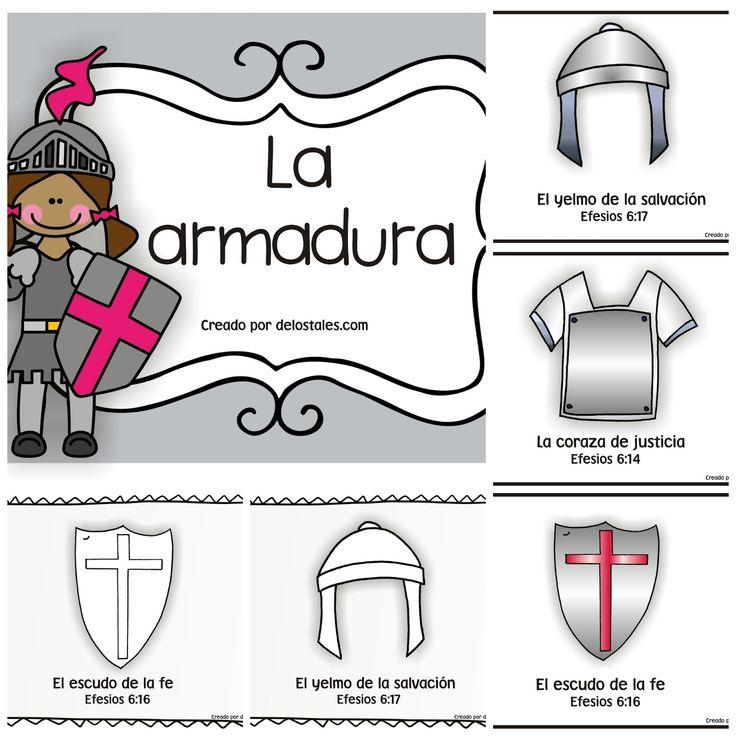 Mejores 100 imágenes de LA ARMADURA DE DIOS en Pinterest | Armaduras ...
