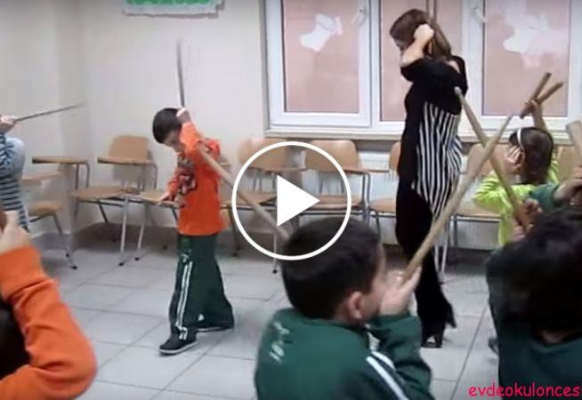Ritim ve Baget Dansı – Orff Eğitimi