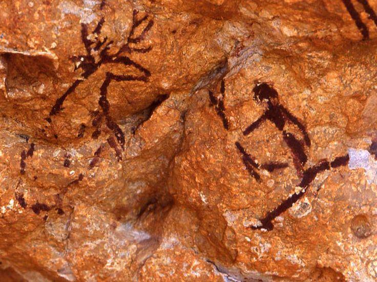 Abric I d'Ermites. Tot el Conjunt Rupestre és Patrimoni de la Humanitat des de l'any 1998