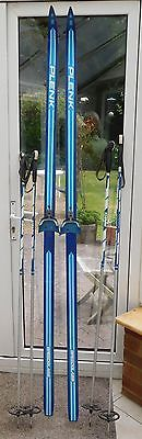 Pair very old #plenk #cross #country skis,  View more on the LINK: http://www.zeppy.io/product/gb/2/282111164066/