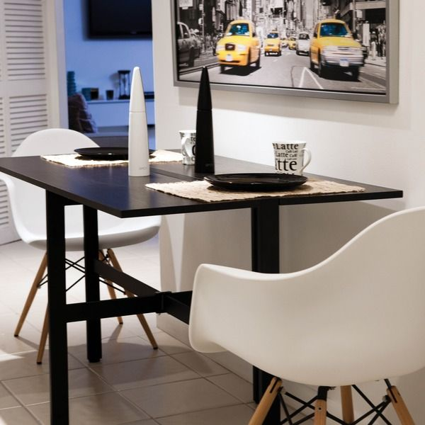 Best 25 Small Rectangle Dining Table Ideas On Pinterest  Small Interesting Small Rectangular Kitchen Table Inspiration