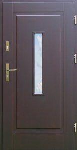 Drzwi zewnętrzne N 01S