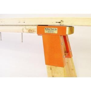 Super Steel Sawhorse Brackets-JM7726 at The Home Depot