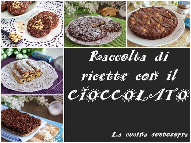 Raccolta+di+dolci+con+il+cioccolato