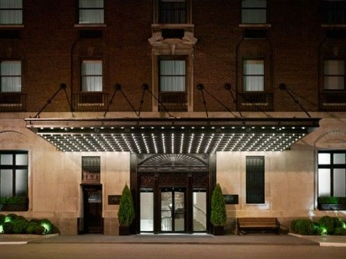Ambassador East Hotel in Chicago for Ian Schrager by Gabellini Sheppard