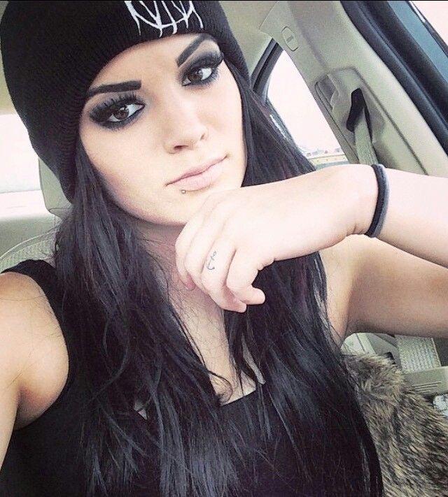 Britani Knight aka Paige (Saraya Jade Bevis) #beautifulwomen