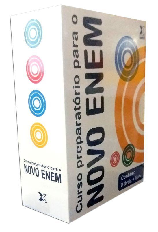 Box Curso Preparatorio Para O Novo Enem - ISBN 9788578387266