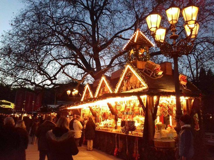 Mercado de Natal em Baden-Baden, Alemanha por 1001 Dicas de Viagem