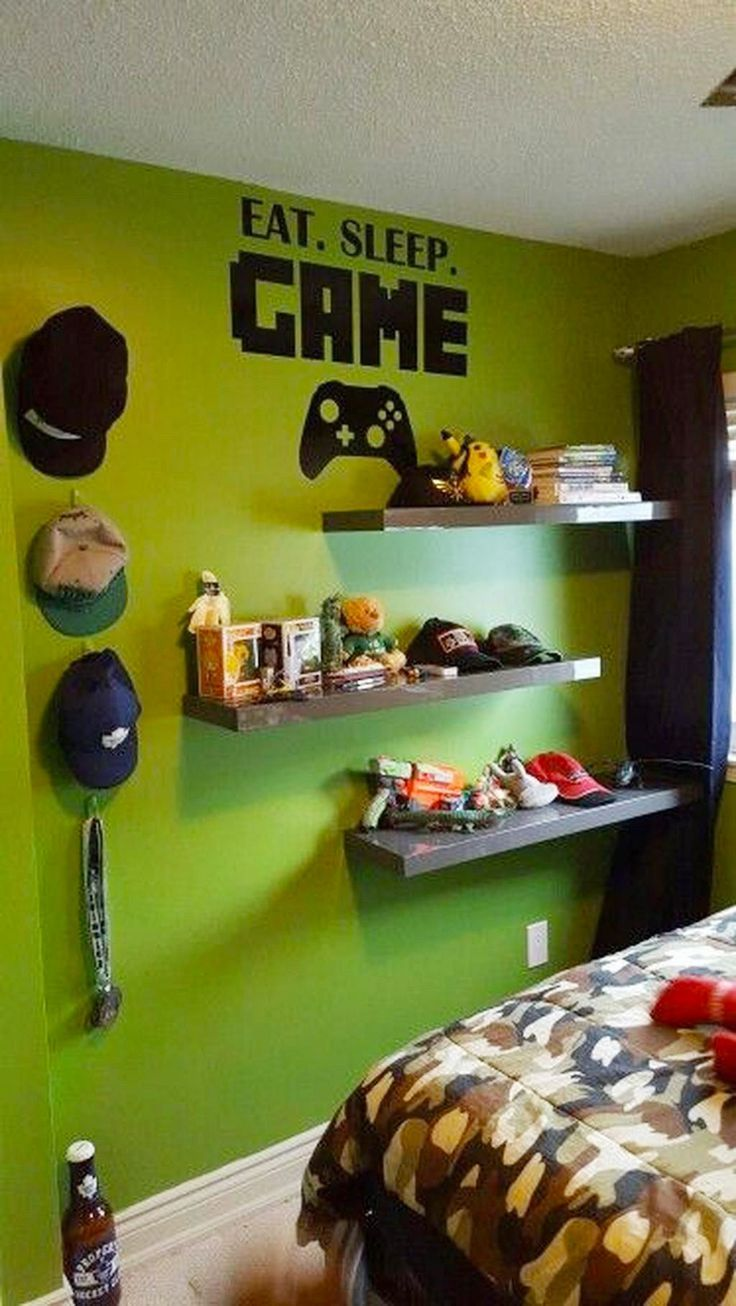 you are gamer? You will love these incredible designs, to