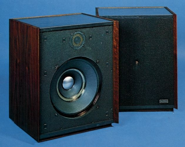 Altec Lansing 879a Santana 1970 Vintage Speakers