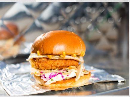 Eggstand, Food Truck, Dallas