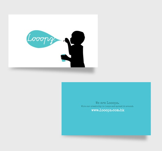 My design brand namecard