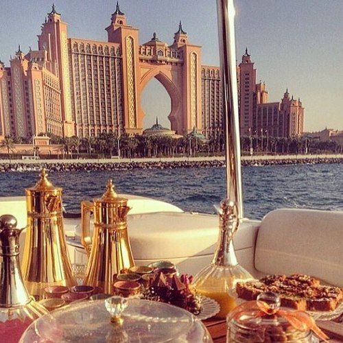 Exclusive Hotel In Dubai: Follow HIGH LUXURY LIFE On Tumblr And Twitter For