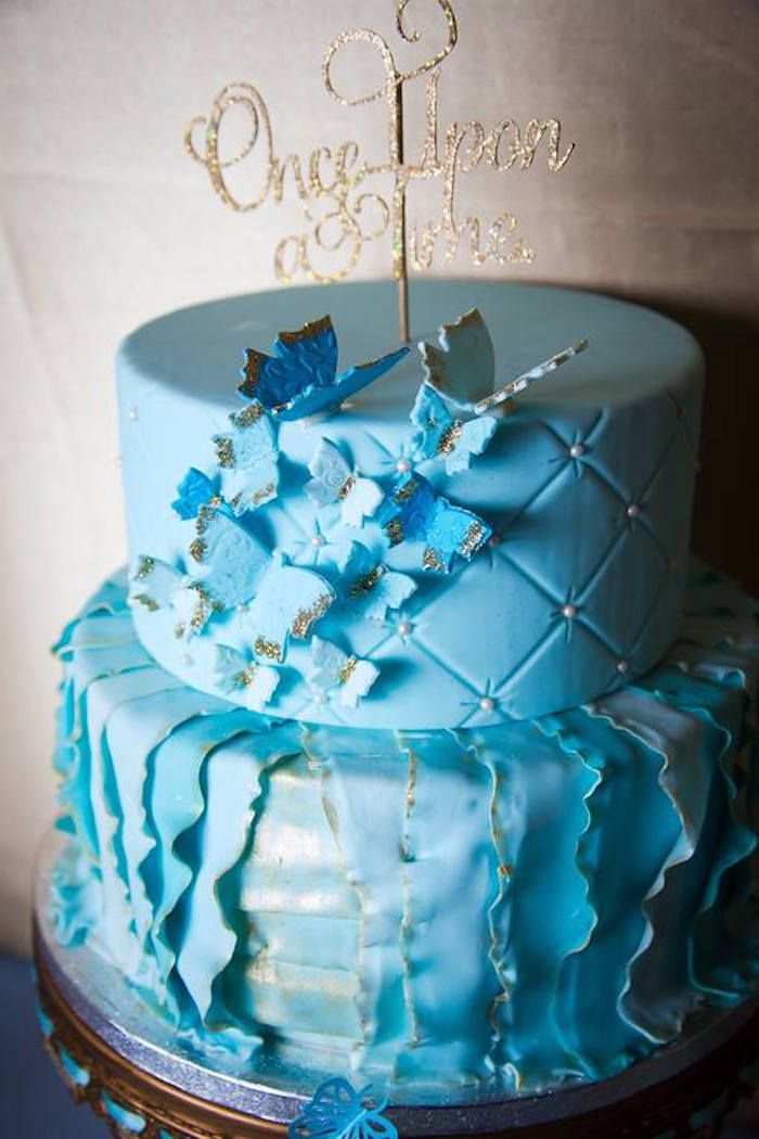 Cinderella Cake Ideas For  Year Old