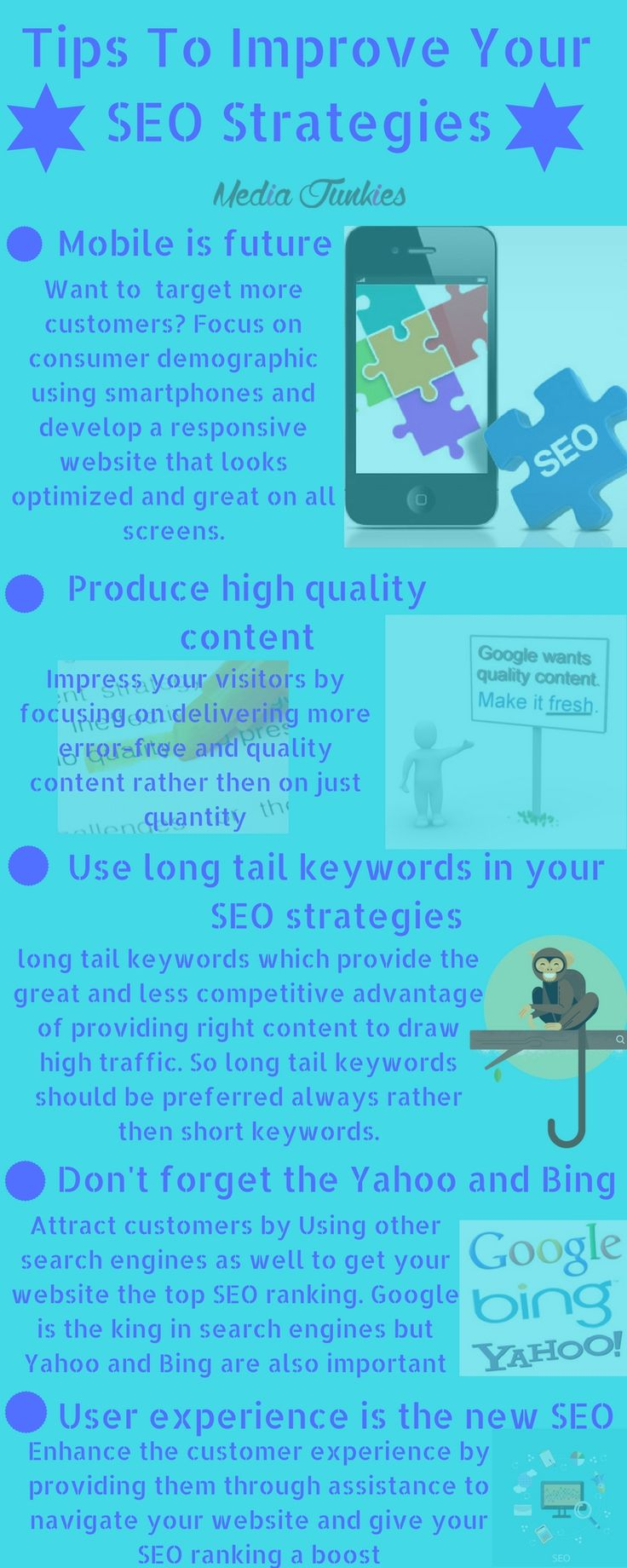 "SEO helps to ensure that a website is accessible to a search engine and improves the chances that the site will be found by the search engine. SEO is typically a set of ""white hat"" best practices that webmasters and Web content producers follow to help them achieve a better or high ranking in search engine results for their specific business keywords."