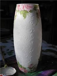 Картинки по запросу напольные вазы своими руками