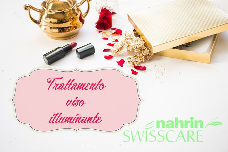 Il trattamento viso illuminante della #NahrinSwisscare ti aiuterà ad avere una pelle più luminosaed elastica! Seguimi sul blog :)