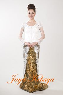 The best design Kebaya Modern dress Indonesia 2016