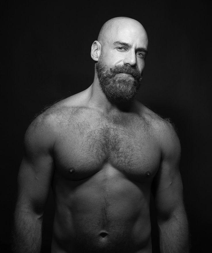 Bald guy sexy
