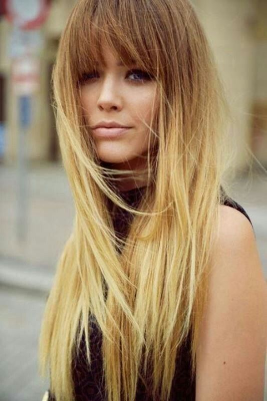 10 Kinds Of Bangs And Ways To Wear Them