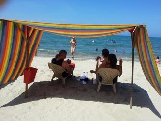 Gran afluencia de turistas en el Golfo de Morrosquillo