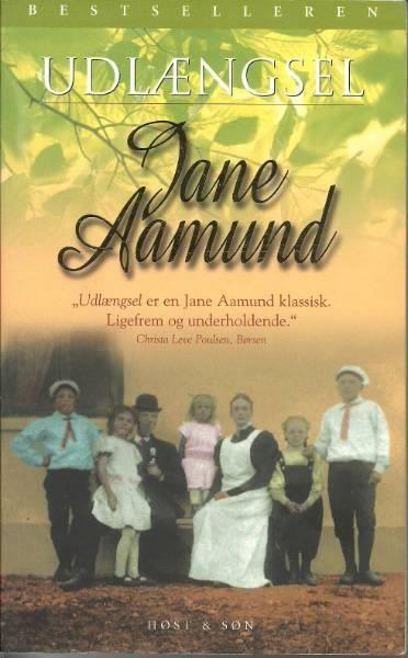 Jane Aamund - Udlængsel ( wanderlust )